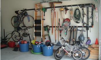 Six Great Garage Storage Ideas